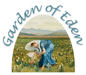 logo garden of eden